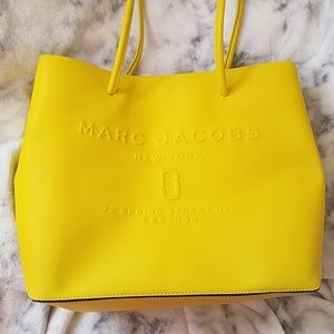 Marc Jacobs shopper East West tote bag